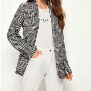 H&M Black/White Jacket
